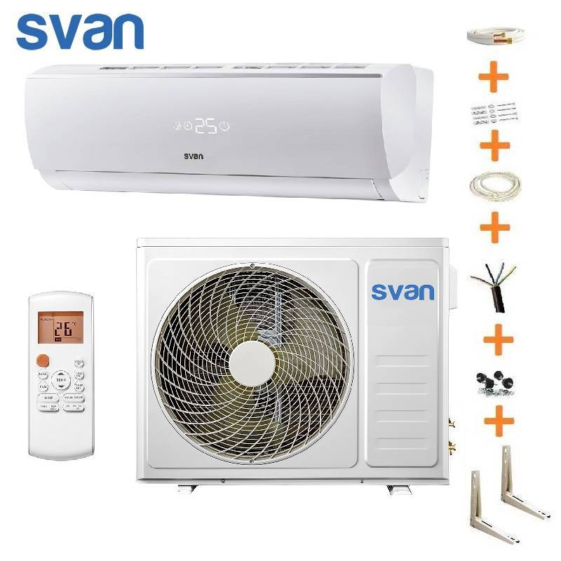 Climatiseur SVAN 7.00 KW 24000 BTU