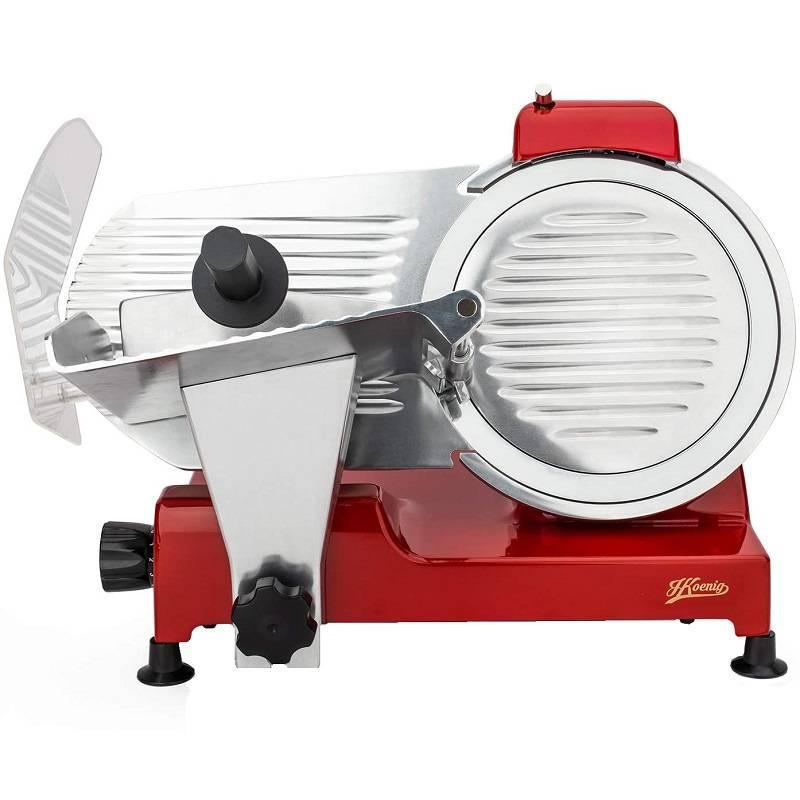 Trancheuse électrique HKœnig MSX254 240 Watts