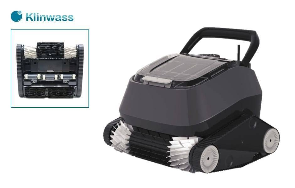 Robot nettoyeur de piscine 8Streme 7310 Klinwass