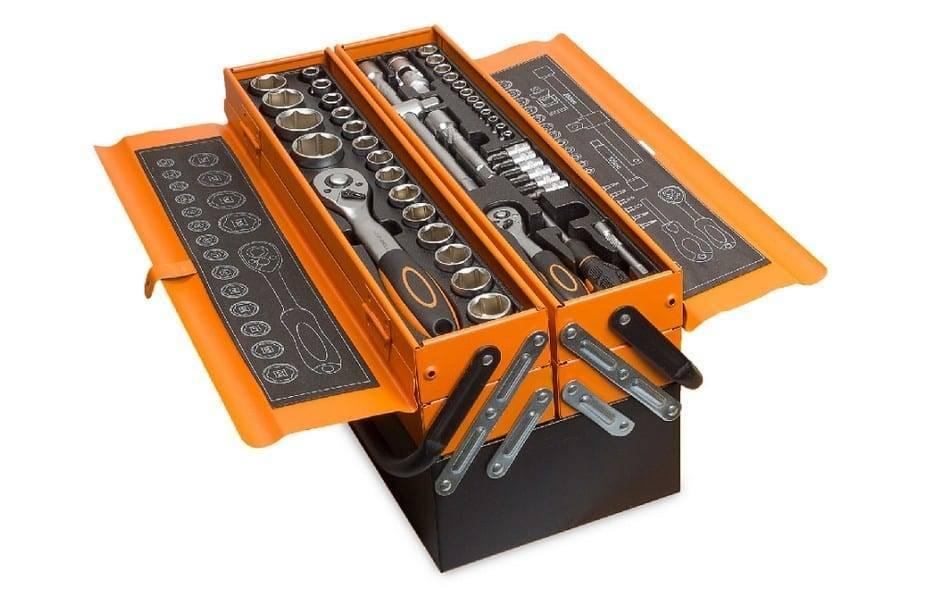 Malette à outils complète KRAFT avec 85 outils professionnels