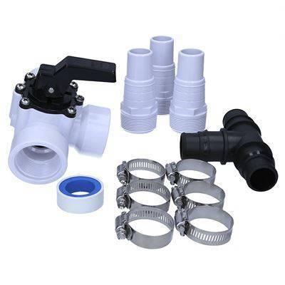 Kit ByPass 32/38mm pour le raccordement de la pompe de piscine