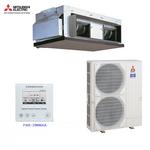 Climatiseur gainable Mitsubishi Electric ensemble PEA-RP200GAQ + PUHZ-RP200YKA