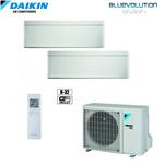 Climatiseur Daikin Bi split Stylish 2MXM40N + CTXAW 1.5 KW + 1 X FTXAW 2.5 KW