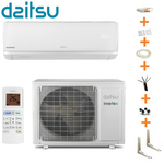Climatiseur reversible Daitsu AIR 3.5 KW avec Kit