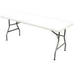 Table pliante rectangulaire 180 x 76 x 74 cm