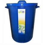 Panier poubelle multi-usage 45 litres bleu MADER®