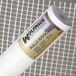 Rouleau de maille en plâtre blanc 50 mt.x 1 mètre / 4 x 4,5 mm.