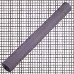 Tissu moustiquaire en fibre de verre grise 18x16 / 100 cm.Roulez 50 mètres.