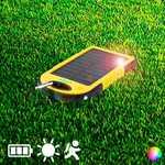 Power Bank Solaire 4000 mAh 144939 Couleur Noir