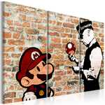 Tableau - Caught Mario