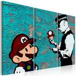 Tableau - Banksy: Cracked Paint