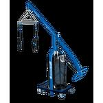 Aquabike Lift Mât de levage universel