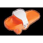 Waterflex Kit de 2 pédales AquaSpeed S2 - Orange