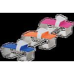 Waterflex Kit de 2 pédales métales HAPPY