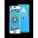 Tapis flottant Aquafitmat Kit d'amarrage inclus