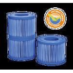 Cartouche de filtration Antibactérienne (Lot de 3)