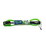 Skiffo Surf Leash Straight / 11'/ 8mm / Green